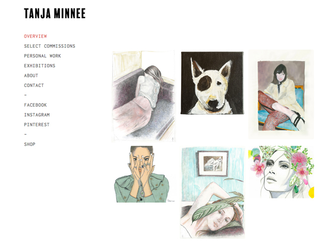 Tanja Minnee Illustraties